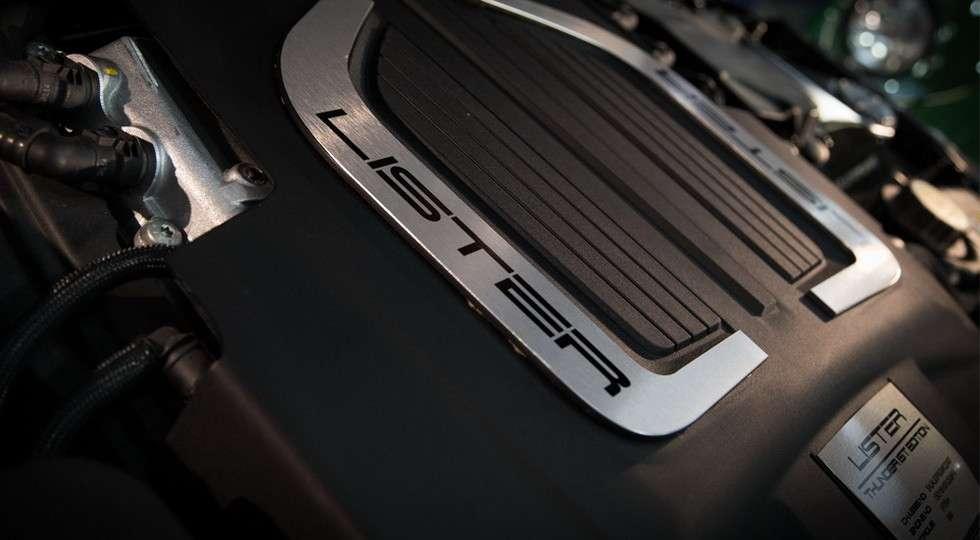 Lister випустила 675-сильний суперкар Thunder на базі Jaguar F-Type