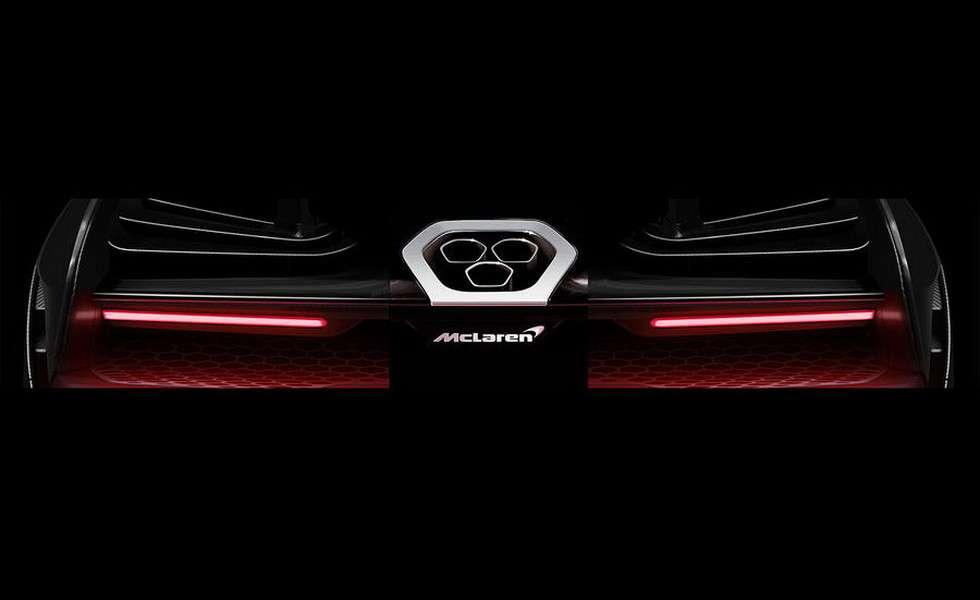 Представлений новий тизер екстремального гіперкара McLaren P15