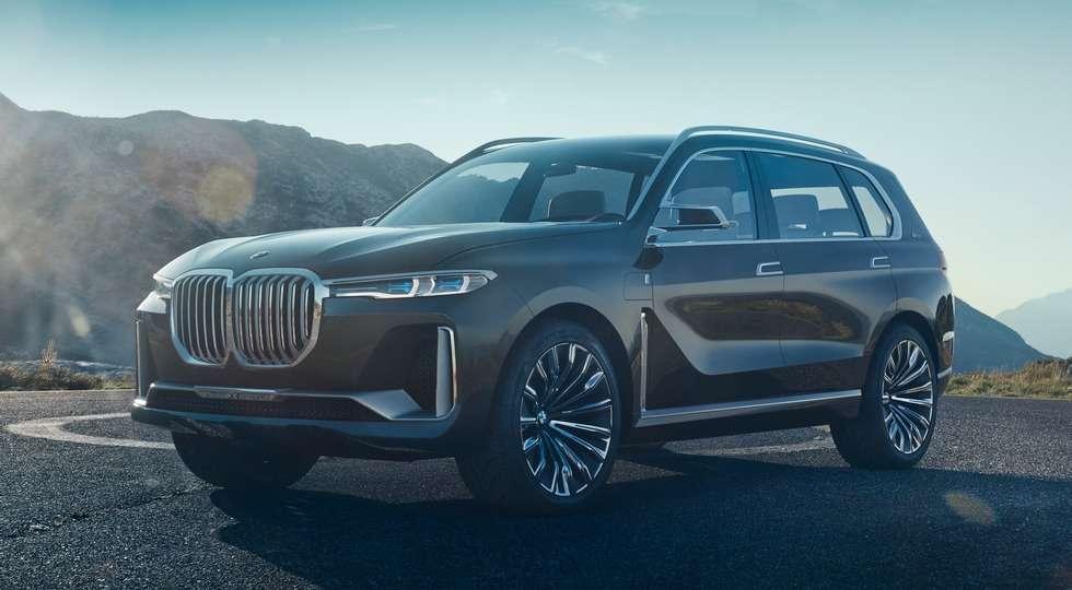 У 2018 році два нових кросовера BMW X2 і BMW X7 зявляться в Росії