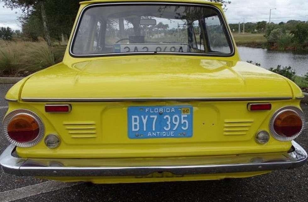 У США продають «вухатого» ЗАЗ-968 1978 року випуску з українським номером