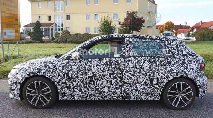 Новий Audi A1 буде найшвидшим і більш розкішним