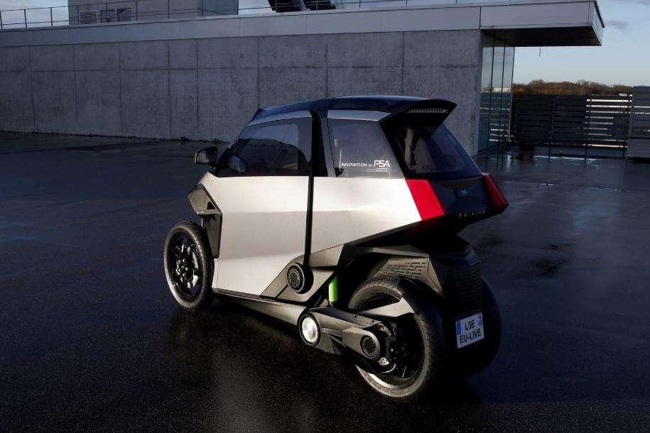 PSA Group показала міський автомобіль майбутнього