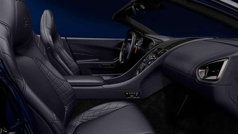 Aston Martin випустив на честь футболіста особливий Vanquish S Volante