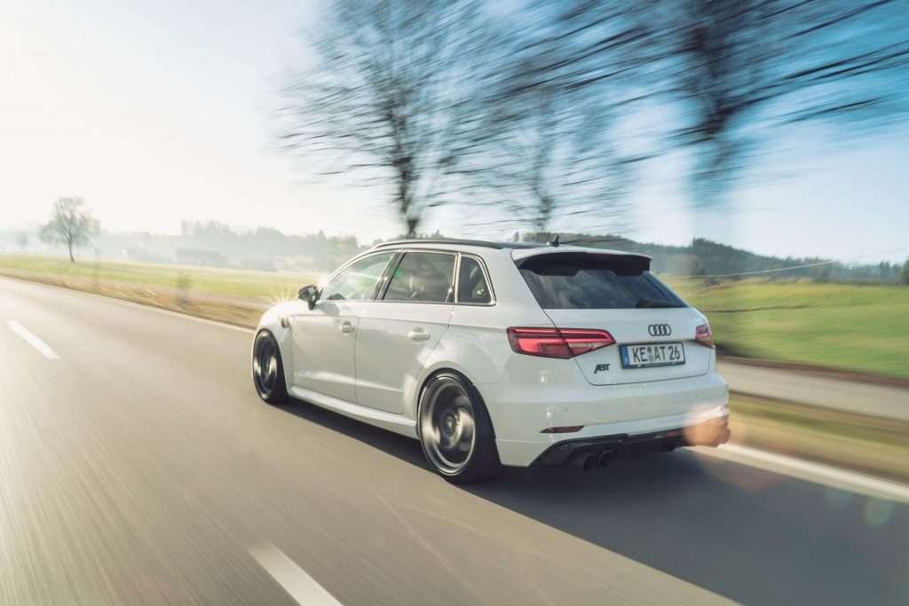 Тюнінг-ательє ABT Sportsline представило 500-сильний Audi RS3 Sportback