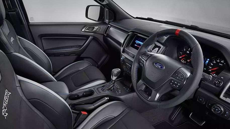 Ford представила пікап Ford Ranger в самій «злий» версії