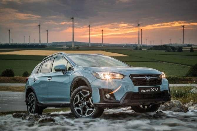 Новий Subaru XV 2018 виходить на ринок Росії