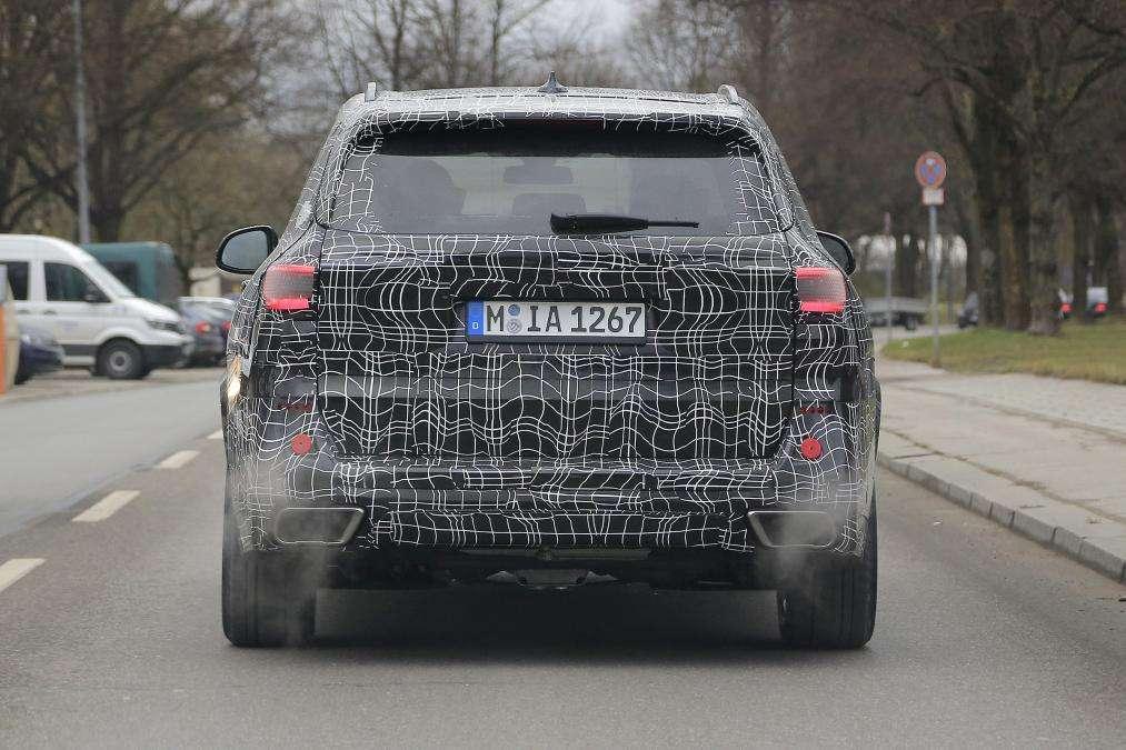 У Мережі зявилися нові знімки нового покоління BMW X5