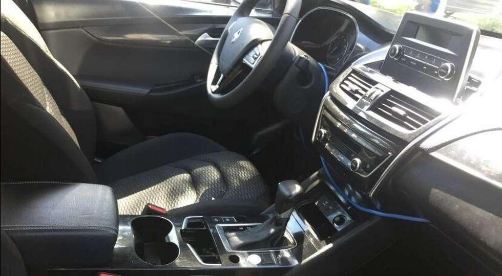 Названа дата премєри нового купеобразного кросовера Borgward BX6