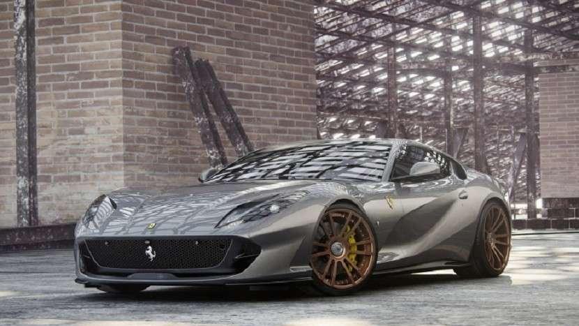 Тюнери показали 820-сильний суперкар Ferrari 812 Superfast