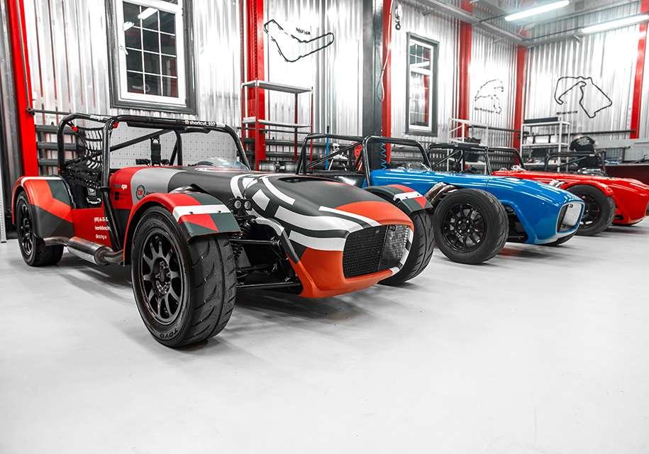 DK Racing озвучила ціни на перший в Росії гоночний кит-кар Shortcut