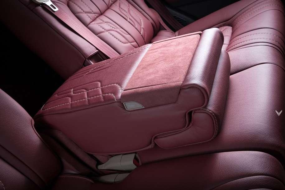 Тюнінг-ательє Vilner скрестило Toyota Land Cruiser і седан BMW