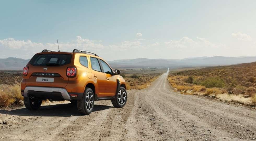 Названі ціни на Renault Duster нового покоління