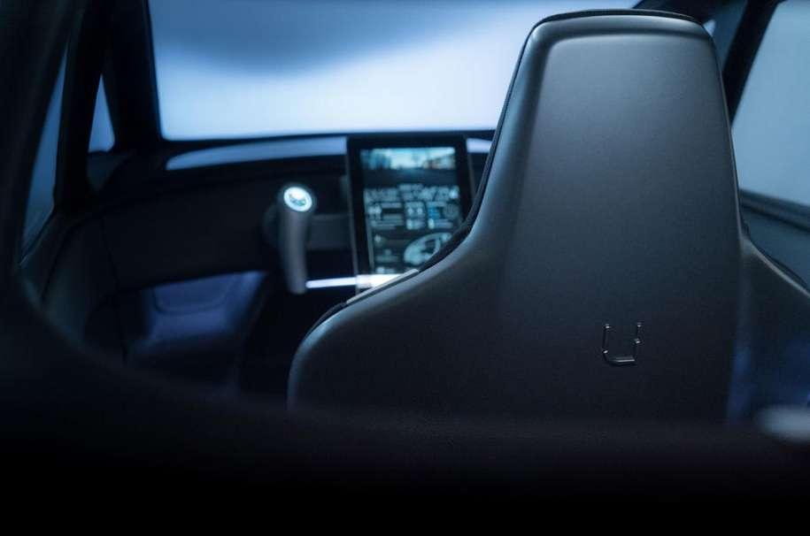 Шведи представили компактний міський електромобіль One Uniti