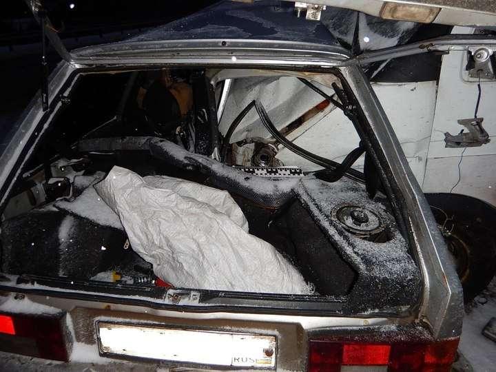 34-річний водій Лади загинув у ДТП з Газеллю під Тамбовом
