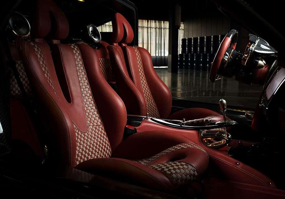 Суперкар Pagani Huayra отримав унікальну версію на честь Fiat Turbina