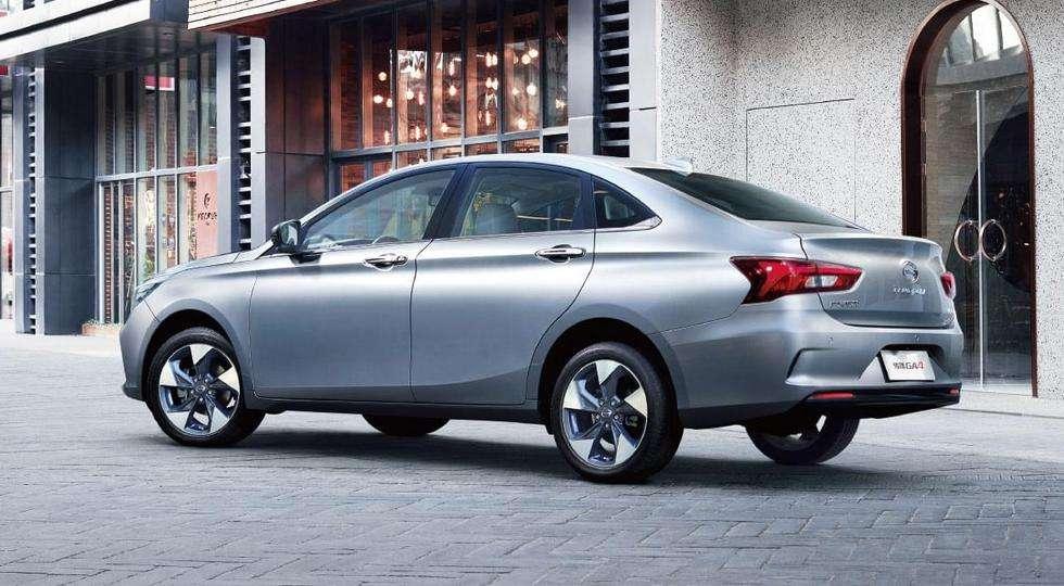 У Китаї стартували продажі нового седана GAC Trumpchi GA4