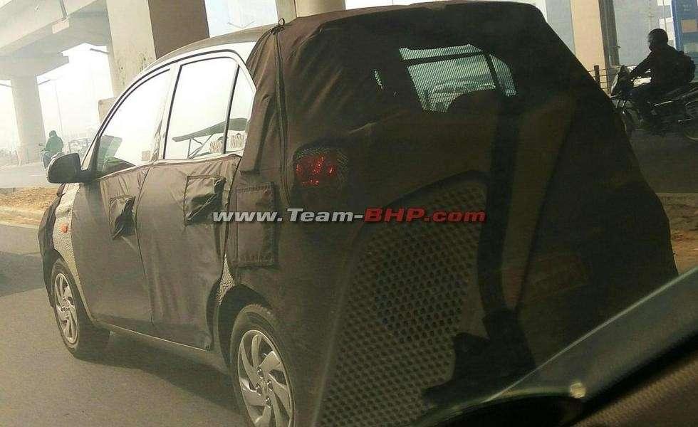 У Мережі зявилися шпигунські знімки нового хетчбека Hyundai
