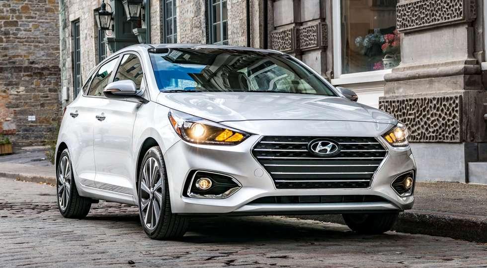 Hyundai офіційно представила нове покоління хетчбека Solaris