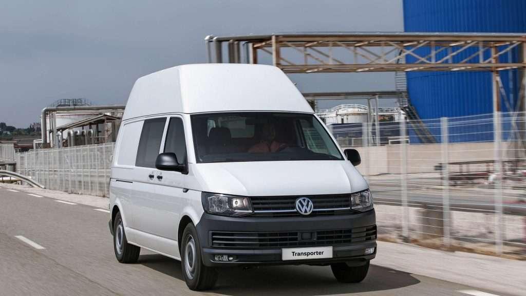 Volkswagen анонсував продажу Transporter Kasten AllCity в РФ