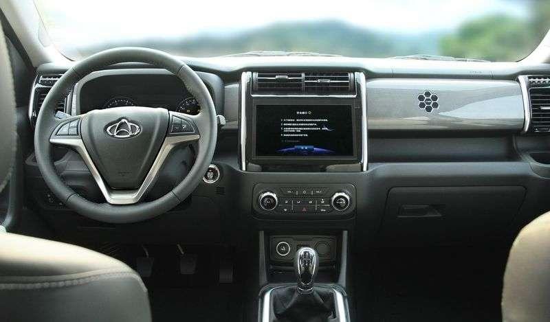 У Land Rover Discovery 4 зявився «клон» в особі китайського Changan X70A