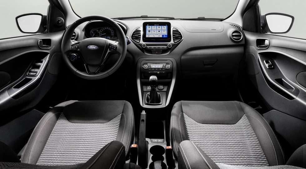 Хетчбек Ford Ka+ оновився і отримав нову крос-версію Ka+Active