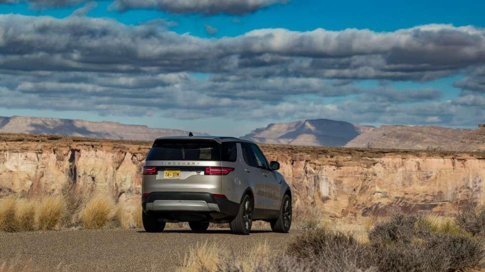Land Rover привезе до Росії «бюджетну» версію Discovery