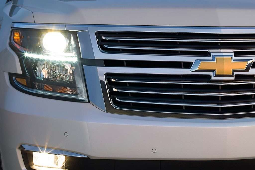 Позашляховик Chevrolet Tahoe 2018 модельно року зявився на російському ринку
