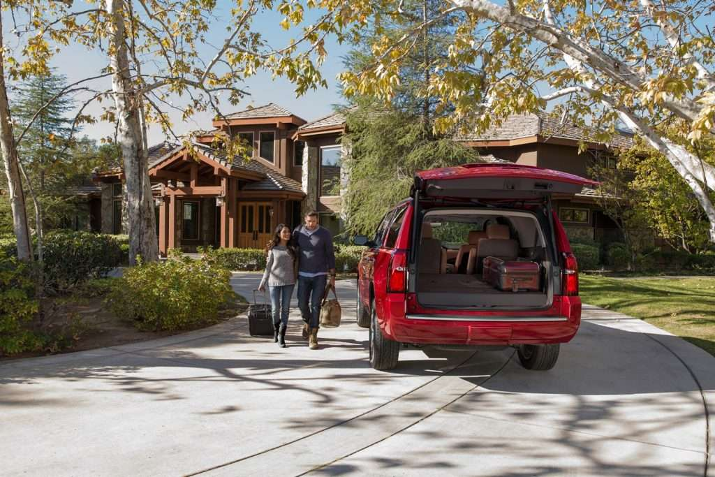 Оновлений позашляховик Chevrolet Tahoe приїхав в Росію