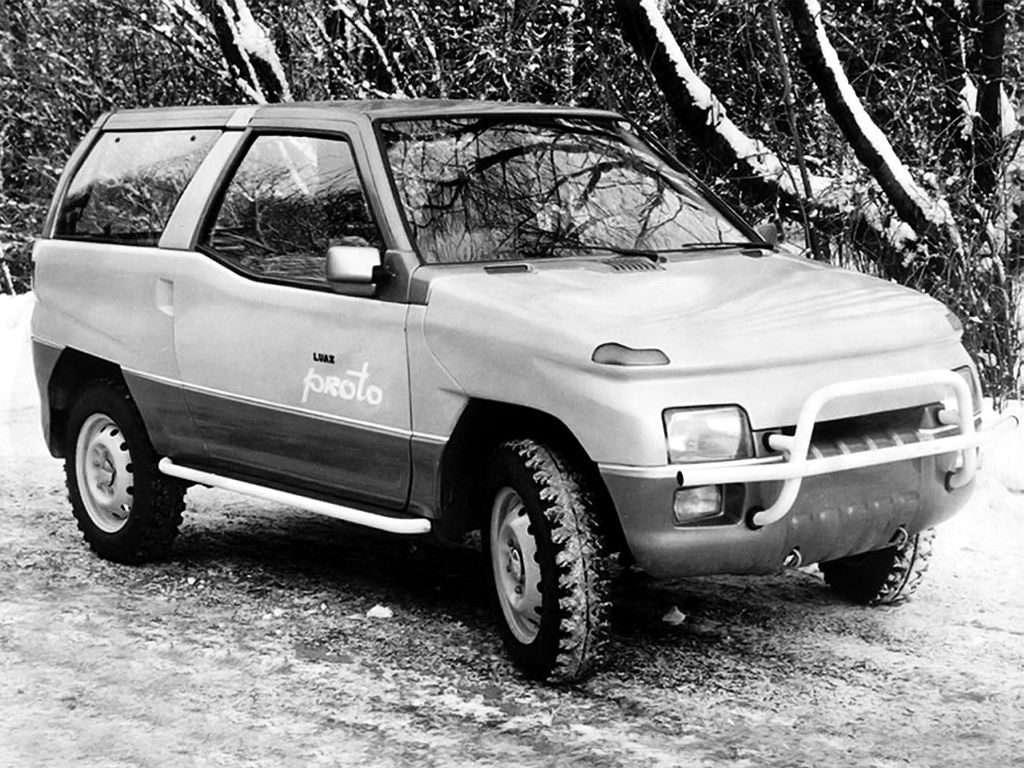 Експерти склали ТОП-3 найкращих радянських концепт-карів