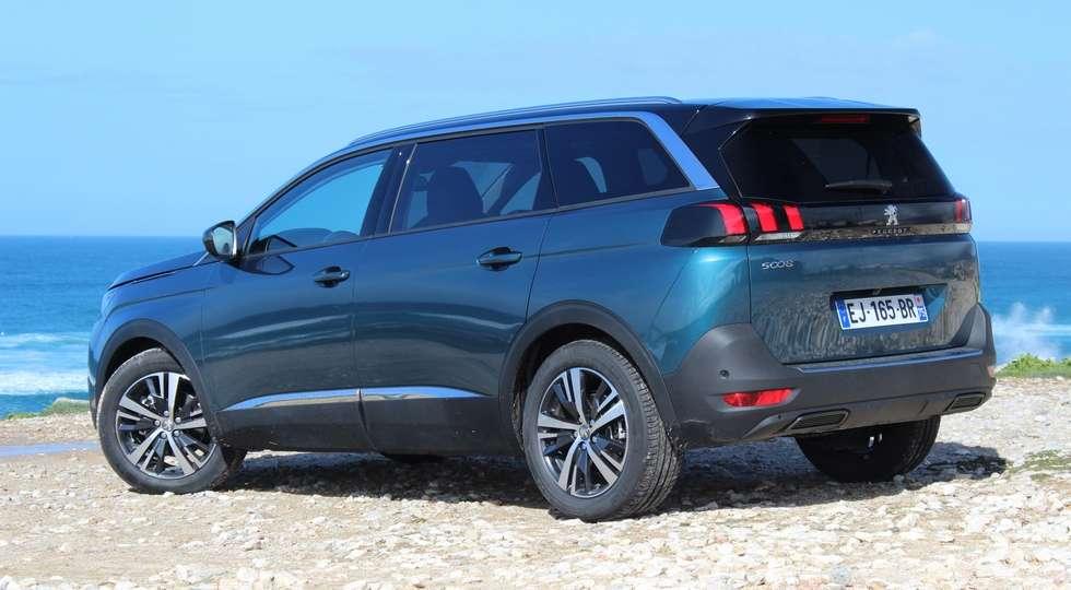 Peugeot в Росії оголосила ціни на нове покоління кросовера 5008