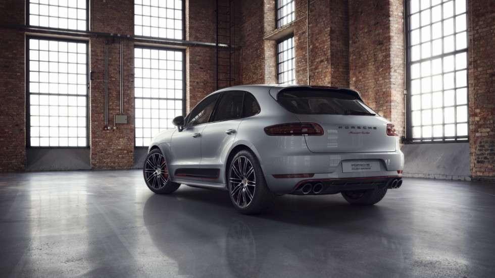 Porsche представив самий дорогу модифікацію моделі Porsche Macan