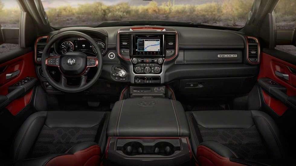 Пікап Ram 1500 нового покоління дебютував в Детройті