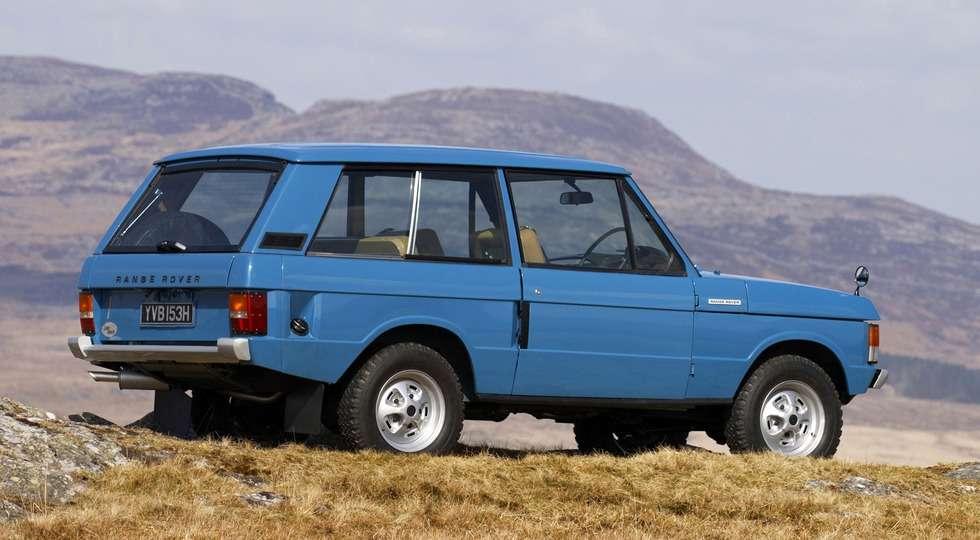 У Мережі розсекретили інтерєр трьохдверного кросовера Range Rover Coupe