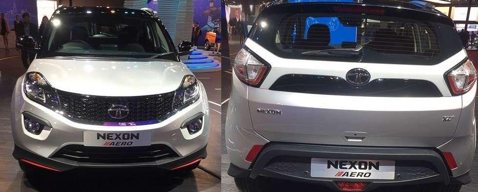 Бюджетний кросовер Tata Nexon отримав нову версію
