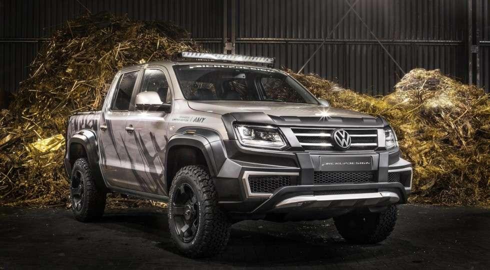 Carlex Design представили Volkswagen Amarok з пакетом доопрацювань